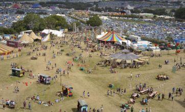 Glastonbury 2010: Drugs worth £100,000 seized
