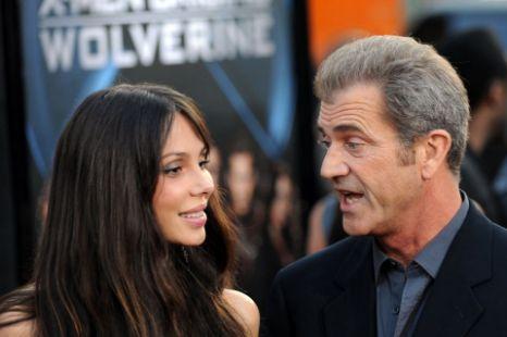The gloves are off in Mel Gibson's split from Oksana Grigorieva