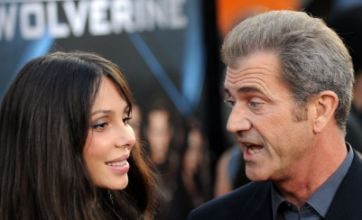 Mel Gibson gets Mad at ex-lover Oksana Grigorieva