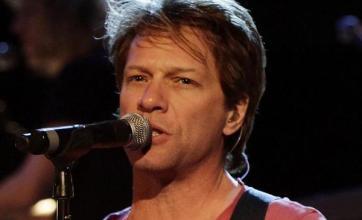 Touring still tough for Bon Jovi