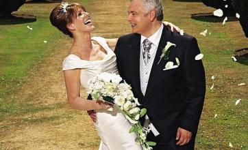 TV's Eamonn and Ruth tie the knot