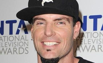 Vanilla Ice takes fans back in time