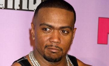 Timbaland, Dr Dre at graduation do