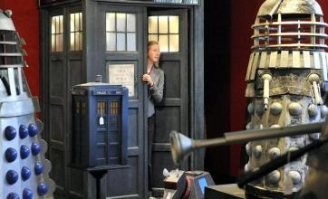 Doctor Who's Tardis set for auction