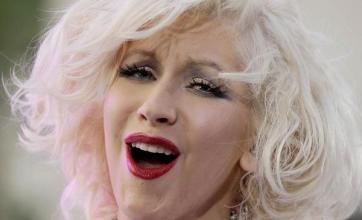 Aguilera on her tough balancing act