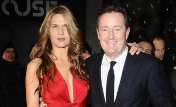 Piers Morgan gets married and has a pub reception