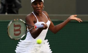 Venus happy to get underway