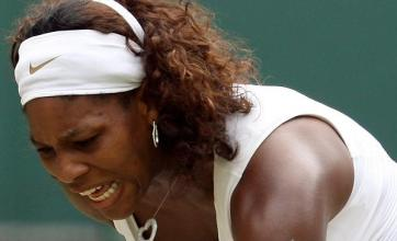 Williams upset by disappointing display