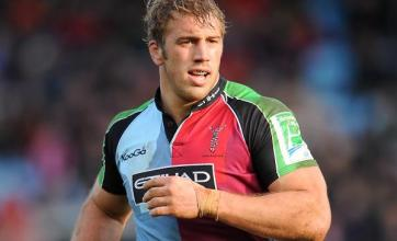 Chris Robshaw to captain England against Australian Barbarians in Perth