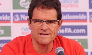 Capello 'surprised' by Beckenbauer