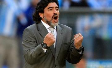 Maradona: Bigger challenges to come