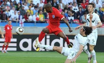 Defoe on target as England progress