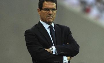 Capello guarded over team selection