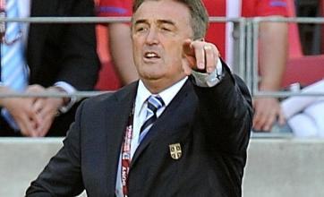 Antic fuming over penalty shout
