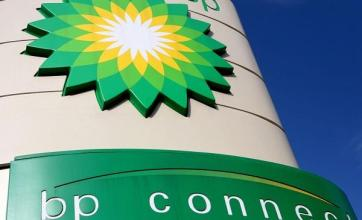 BP's shares plunge to 13-year low