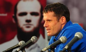 Carragher set to partner Terry