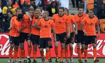 Dominant Dutch down Danes