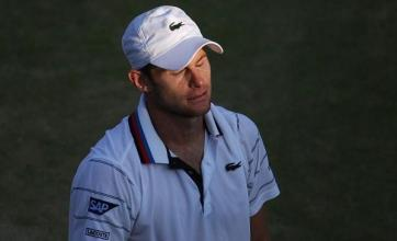Roddick dejected after shock defeat