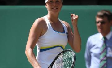 Zvonareva halts Clijsters campaign