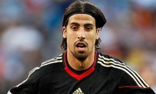 Sami Khedira won the play-off for Germany (Allstar)