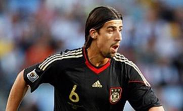 Sami Khedira eyeing Germany triumph at World Cup 2014