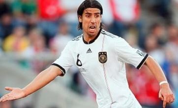 Chelsea miss out on Sami Khedira as he joins Real Madrid