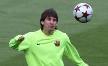 Lionel Messi to 'play Noel Gallagher in Oasis tribute band'