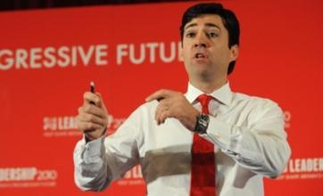 Andy Burnham demands 'clean break from arrogant New Labour'