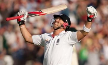Matt Prior smashes century as England close in on victory