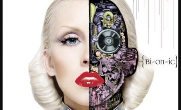 Christina Aguilera: Bionic is my baby but I want more in the future