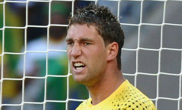 Luis Suarez 'is best keeper in World Cup', taunts Maarten Stekelenburg