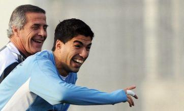 Uruguay boss Oscar Tabarez hits back at cheat claims ahead of Holland clash