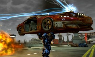 Games review: Crackdown 2 mixes Grand Theft Auto with zombies