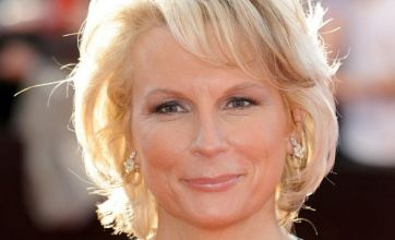 Jennifer Saunders given the 'all-clear' after battle with breast cancer