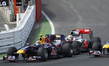 Mark Webber hits out at Red Bull with 'not bad for a no.2 driver' jibe