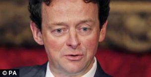 Under fire: BP boss Tony Hayward plans to install solar panels at his home