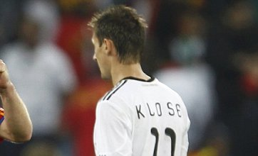 Miroslav Klose failed World Cup fitness test to deny record attempt