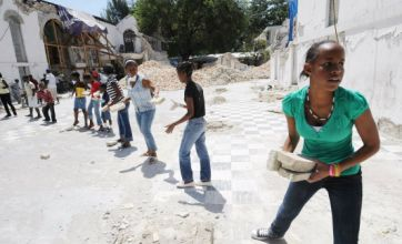 The long road to recovery for Haiti
