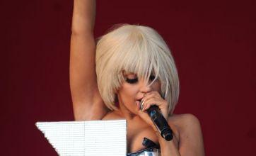 Lady Gaga slammed on Twitter for playing John Lennon's piano