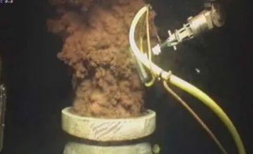BP's new cap on oil well raises hopes