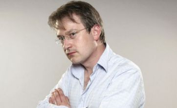 Robin Ince: 'The entire crowd started booing before they said my name'