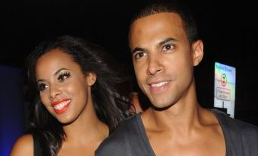 Aston Merrygold loses JLS wingman Marvin Humes to Saturdays' Rochelle