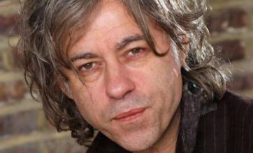 Bob Geldof gets his life turned into a TV drama