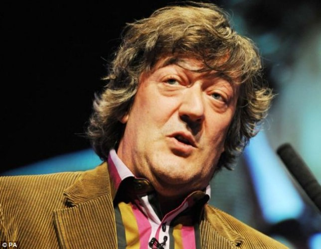 Stephen Fry is rumoured to have split from his long-term partner Daniel Cohen
