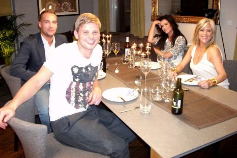 Celebrity Come Dine With Me TV review