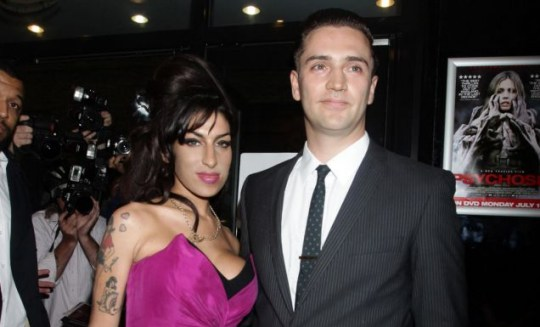 Crazy in love: Amy and Reg Traviss Picture: PA