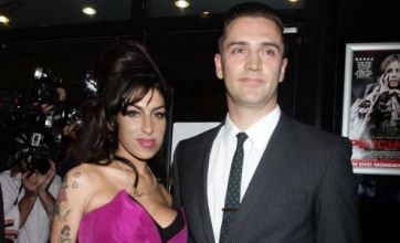 Amy Winehouse: Boyfriend Reg Traviss inspires me