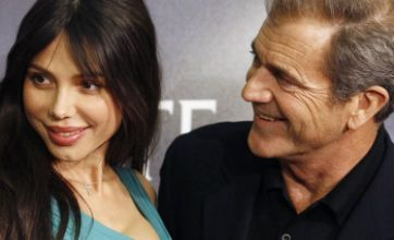 Mel Gibson demands oral sex from Oksana Grigorieva in new leaked recording