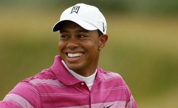 Tiger Woods left behind at St Andrews after Rory McIlroy charge