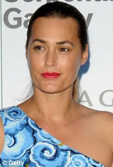 Yasmin Le Bon got stuck in with the crowds at Lovebox